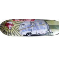 REAL OVAL REMIX JASON ADAMS DECK (8.12 x 32inch)
