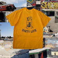 OURLIFE x DIRTY PIGEON DIRTY LIFE  TEE