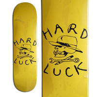 HARD LUCK OG LOGO DECK (8 x 31.9inch)