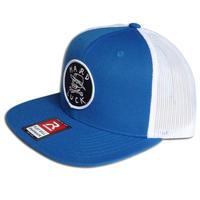 HARD LUCK HARD SKULL MESH CAP