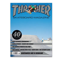 THRASHER MAGAZINE 2021  JANUARY ISSUE #486