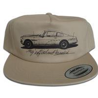 KROOKED EFFISHANT SNAPBACK CAP