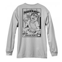 BLIND / 101 FUCKED UP BLIND KIDS GUY MARIANO HIGH GUY OUTLINE L/S TEE