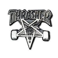 THRASHER SKATE GOAT LAPEL PIN