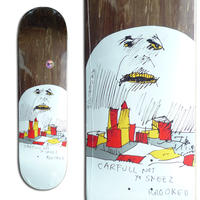 KROOKED MIKE ANDERSON MOON DECK (8.18 x 31.85inch)