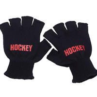 HOCKEY FINGERLESS GLOVES