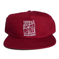 SALE! セール! KROOKED KD ULTRA SNAPBACK CAP