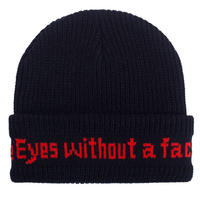 HOCKEY EYES WITHOUT A FACE BEANIE