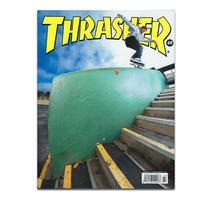 THRASHER MAGAZINE 2021 FEBRUARY ISSUE #487