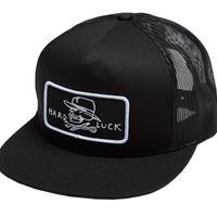 HARD LUCK OG BAR LOGO PATCH MESH CAP