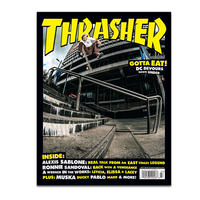 THRASHER MAGAZINE 2019 JULY ISSUE #468