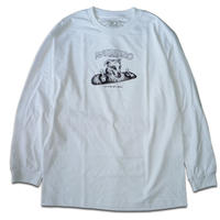 ANTI HERO BEST FRIEND L/S TEE