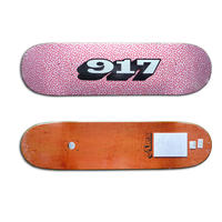CALL ME 917 SPRINKLE PINK DECK  (8.5 x 31.827inch)