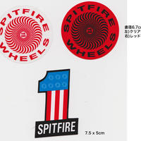 SPITFIRE  CLASSIC & #1 STICKERS