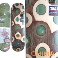 REAL CHIMA FERGUSON ECLIPSE LTD2 DECK (8.25 x 32.2inch)