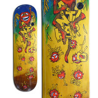 ANTI HERO DAAN VAN DER LINDEN GRIMPLE CHIMP DECK (8.38 x 32.45inch)