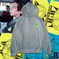 DEAR, EARLY BLIND AND VIDEO DAYS COLLECTION WORLD HOODIE