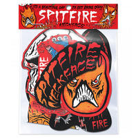 SPITFIRE x NECKFACE STICKER PACK