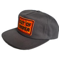 ANTI HERO OUT OF ORDER SNAPBACK CAP