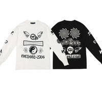 CALL ME 917 COLLAGE L/S TEE