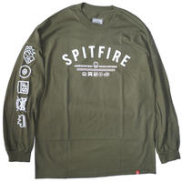 SPITFIRE BURN DIVISION L/S TEE
