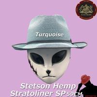 ステットソン・ストラトライナー ・SP・ヘンプ(ターコイズ) 59CM