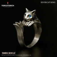 DARK SOULS x TORCH TORCH/ Silvercat Ring