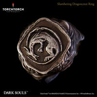DARK SOULS x TORCH TORCH/The Slumbering Dragoncrest Ring