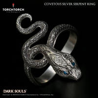 DARK SOULS x TORCH TORCH/ Covetous Silver Serpent Ring