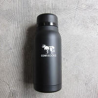 COW BOOKS / STAINLESS BOTTLE / SHORT