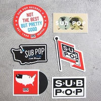 SUB POP / サブポップ / STICKER PACK / PATTERN