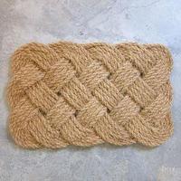 Infinity Coir Mat / 40cm×60cm / natural