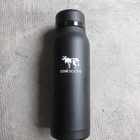 COW BOOKS / STAINLESS BOTTLE / TALL