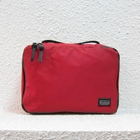 hobo / ホーボー / Polyester Ripstop Packing Case / M-Red