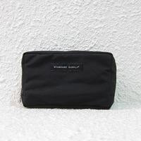 STANDARD SUPPLY / スタンダードサプライ / SQUARE POUCH - M / BLACK