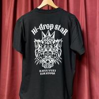 Panther T-shirt/Black〈中須賀克行選手ヘルメットデザイン〉