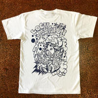 LOCAL MOTION T-shirt  White