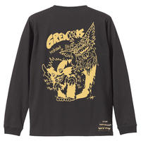 GREMLINS long sleeve T-shirt    11colors