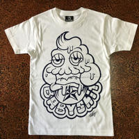 BABY SHIT  T-shirt  White
