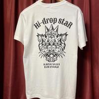 Panther T-shirt/White〈中須賀克行選手ヘルメットデザイン〉