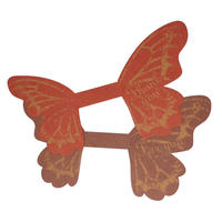 TAGGED GIFT TIE Butterfly B