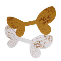 TAGGED GIFT TIE Butterfly A