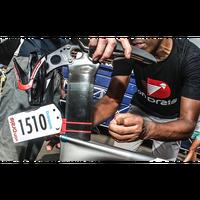 VonDrais  Bike用 レースナンバー台座