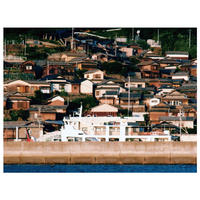 PHOTO PANEL / the way to teshima #1