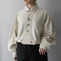 old Tyrolean shirt/unisex
