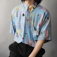 made in Italy neo aloha shirt