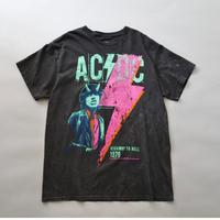 AC/DC official print  T-thirt/unisex