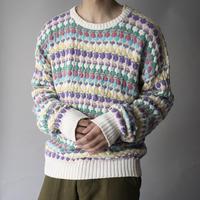 made in England(Bermuda)100%cotton design knit/unisex