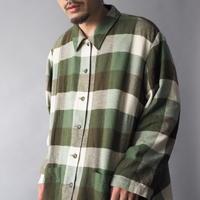 old plaid pajamas shirt