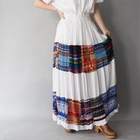 folklore maxi skirt